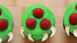 HOW TO MAKE METROID CUPCAKES - NERDY NUMMIES Thumbnail