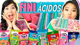 EXPERIMENTANDO DOCES FINI (ácidos) | Blog das irmãs thumbnail