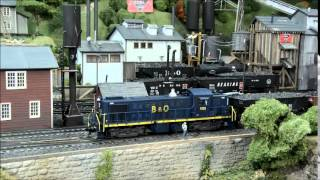 S SCALE LOCOMOTIVES Pt. 1 by Brooks Stover