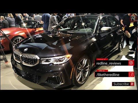 2020 BMW M340i – Redline: First Look – 2018 LA Auto Show
