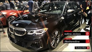 2020 BMW M340i – Redline: First Look – 2018 LA Auto Show
