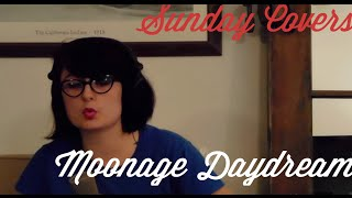Moonage Daydream - David Bowie Cover - Anabot Sunday Covers