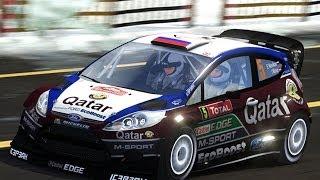 WRC 4 PC Gameplay Max Settings