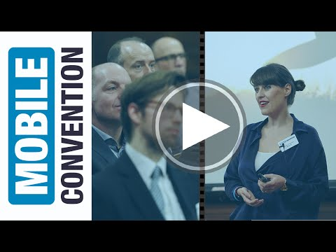 F**ck the change, Fluid is the new normal | Stefanie Palomino @ Mobile Convention