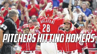 MLB | Pitchers Hitting Homers