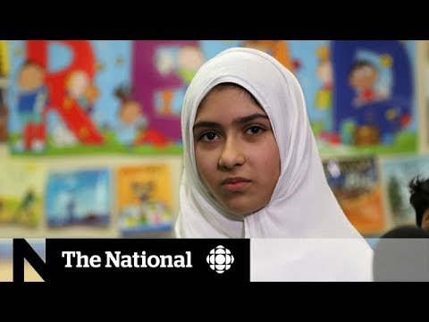 Hijab-wearing child attacked in Toronto