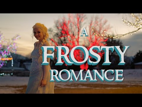 Frozen - Mr Freeze - A Frosty Romance