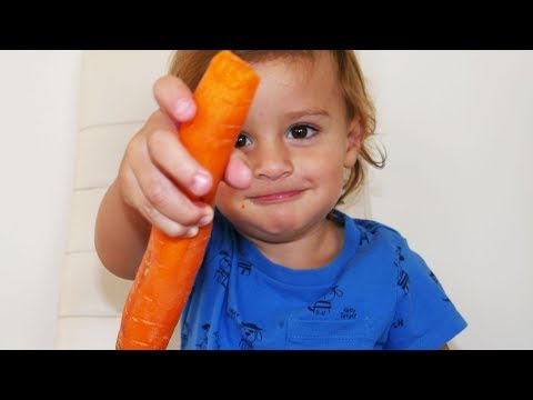 Yes Yes Vegetables Song and More Nursery Rhymes & Kids Songs LETSGOMARTIN