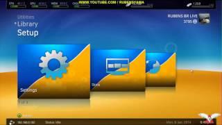 COMO JOGAR ONLINE COM XBOX360 RGH DE GRAÇA -LINKUP