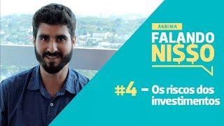 Como se proteger dos riscos nos investimentos? (Falando Ni$$o #04)