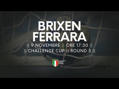 Challenge Cup [R3]: Brixen - Ariosto Ferrara 31-18