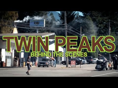 Twin Peaks: The Return  Behind the s  Wendy Robie, Everett McGill