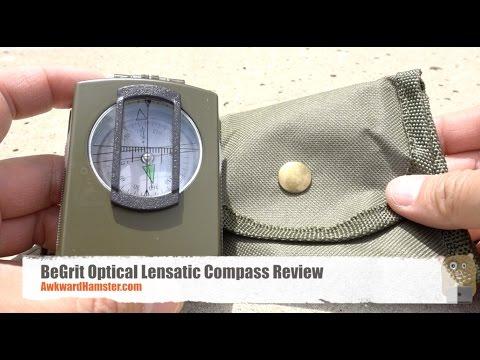 BeGrit Optical Lensatic Compass Review