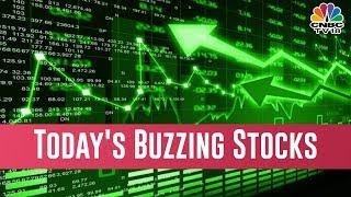 Share Market Updates : Today's Buzzing Stocks | CNBC Awaaz | February 12, 2019