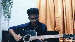 Baatein Ye Kabhi Na - Khamoshiyan | Guitar Instrumental Cover | A.S. Naim |