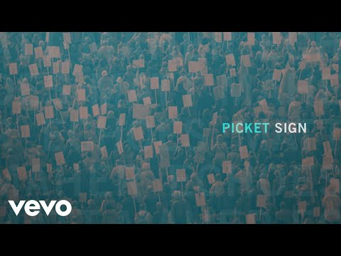 Matt Maher - Picket Sign (Official Audio)