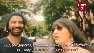 Барун, блиц интервью с Гуль Кхан @teamsarun russia