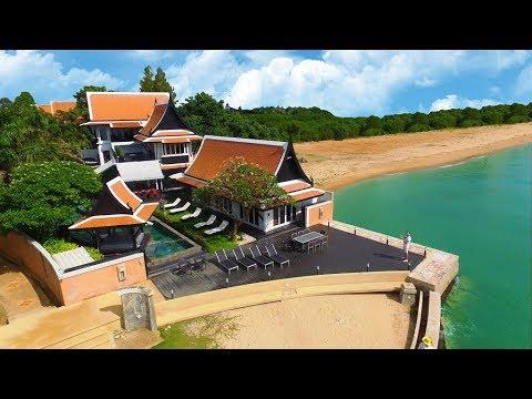 Divinity Villa Beachfront 6 beds Holiday in Pattaya City, Thailand