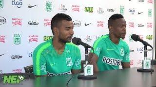 Cristian Mafla & Yerson Candelo...