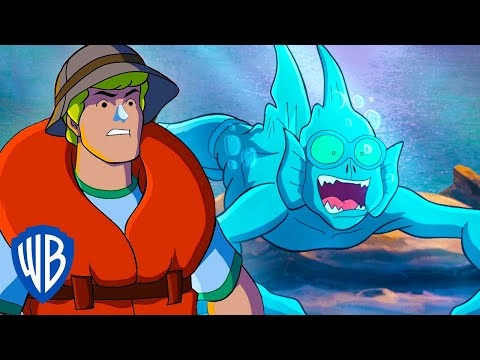 Scooby-Doo! | The Legend of Big Moose Lake | WB Kids
