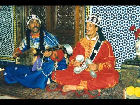 Morocco Gnawa Music Part 4