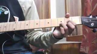 Hai Junoon (New York) Guitar Lesson
