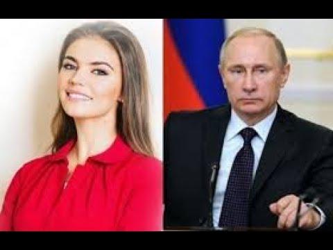"""""""Страх Путина""""-Почему президент срочно вывез Кабаеву во Францию?"""