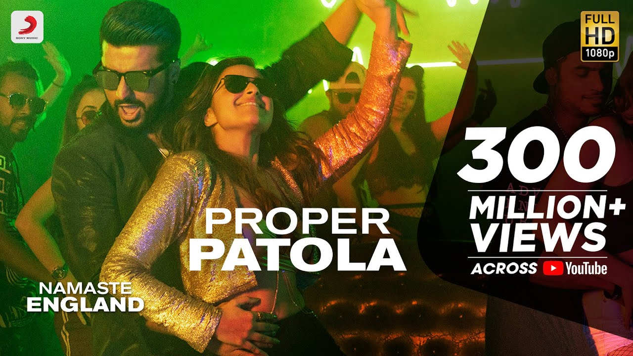 Proper Patola Official Video Namaste England Arjun Full HD (2018)