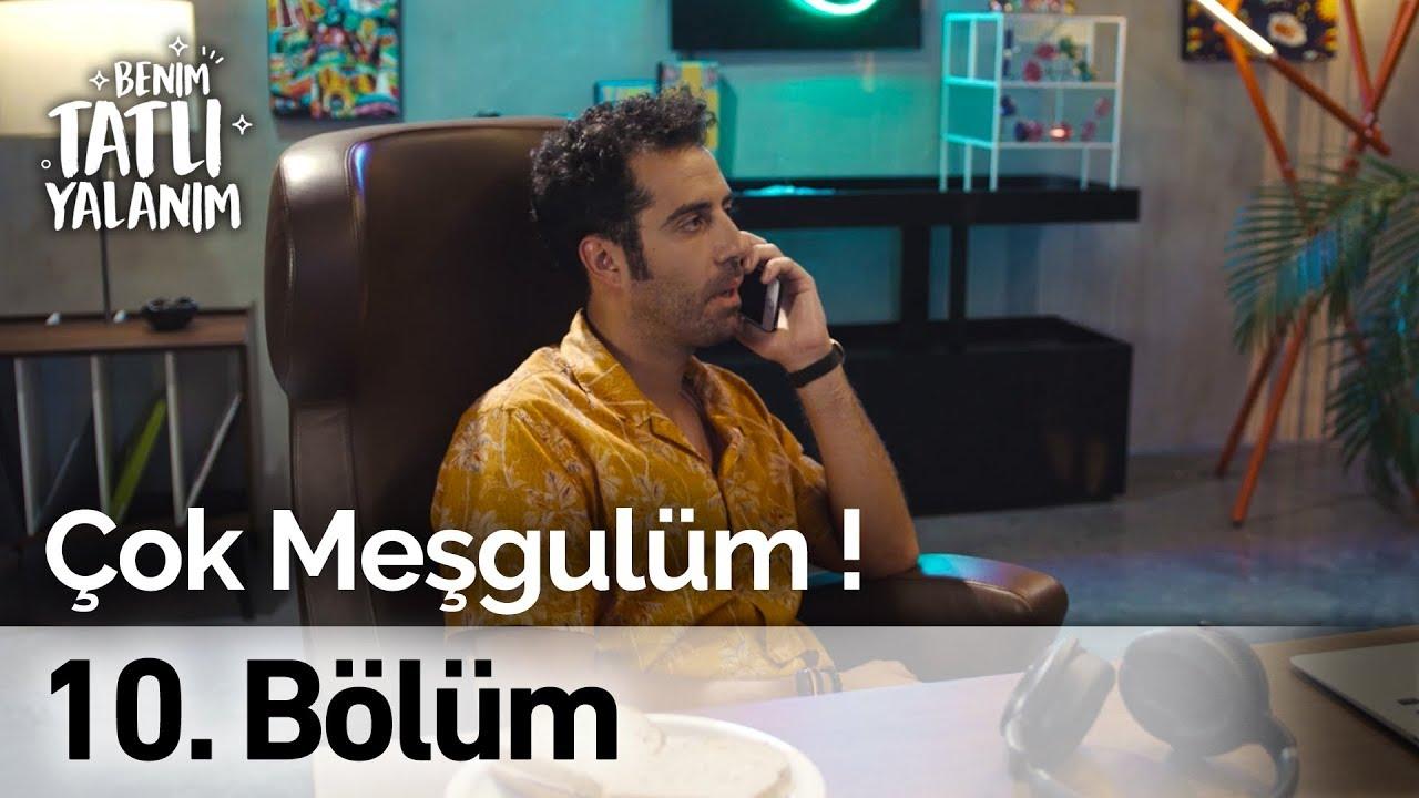 Serkan Melis'i Atlatmaya Çalışıyor! | Benim Tatlı Yalanım 10. Bölüm