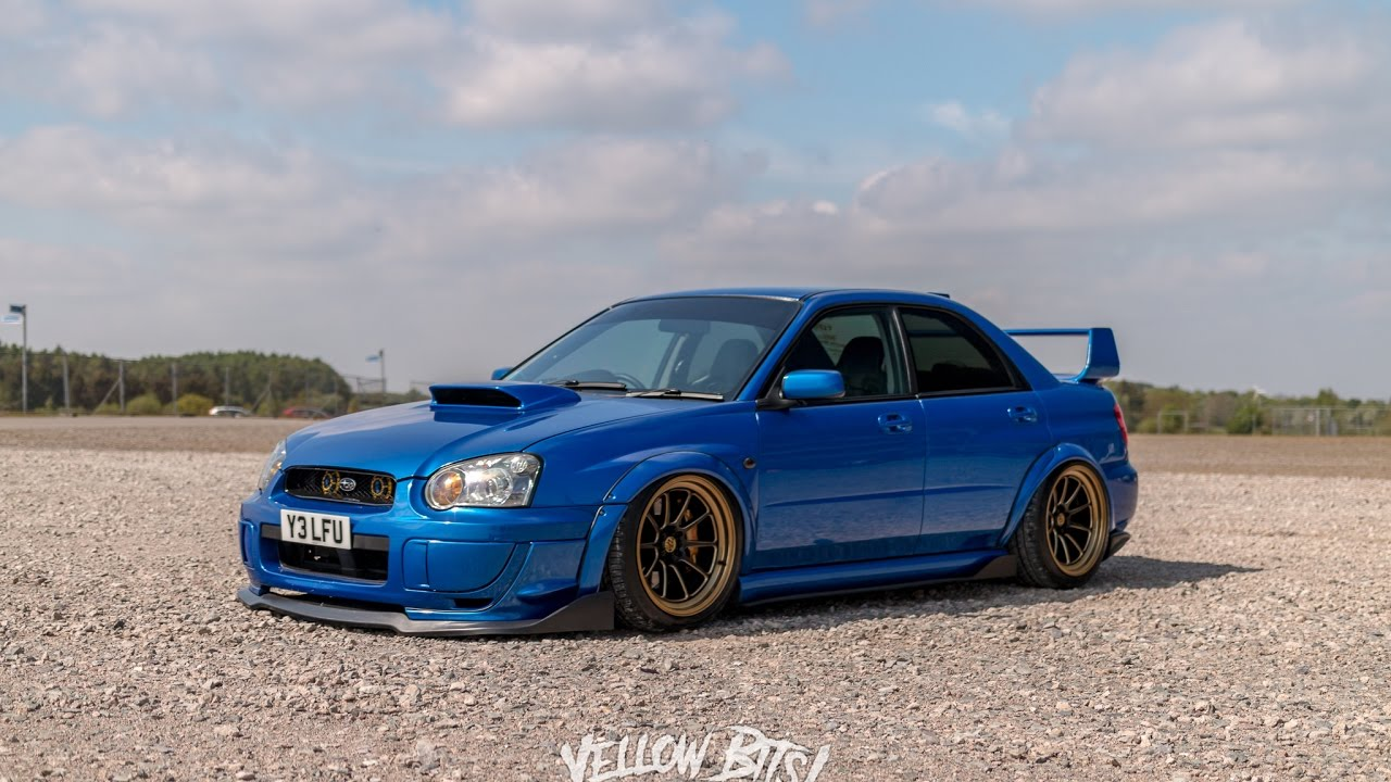 Lifted Subaru Impreza >> Bagged Scoob // Subaru Impreza WRX / Air Lift Performance / Corbeau / XXR / Karlton - YouTube