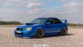 Bagged Scoob // Subaru Impreza WRX / Air Lift Performance / Corbeau / XXR / Karlton