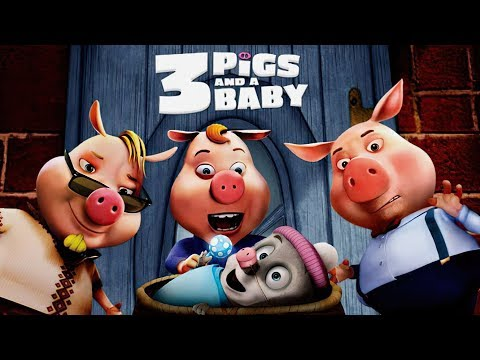 Unstable Fables: 3 Pigs and a Baby (QHD, 1440p)