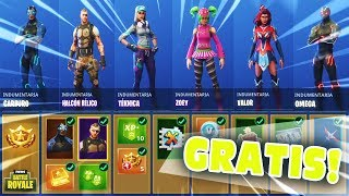 GET THE BATTLE PASS 4 FOR FREE! FORTNITE Battle Royale SORTEO + (Hidden Code)