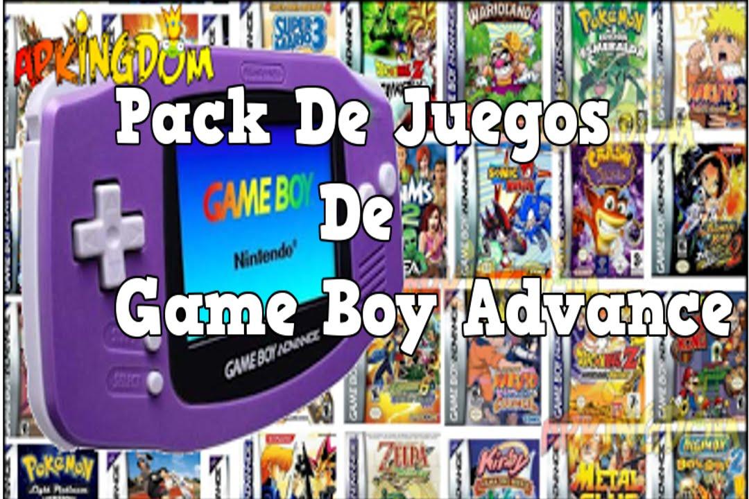 Pack Juegos Gba Android Mas De 100 Juegos Youtube