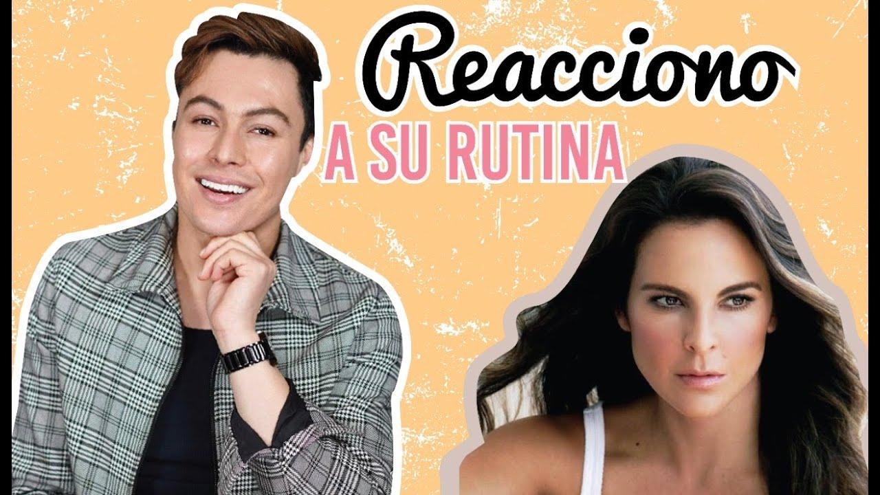 Reaccionando A La Rutina de Kate Del Castillo (La Reina Del Sur) | Yasmany
