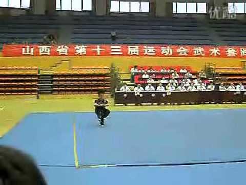 Shanxi Wushu Championship 2010 - CQ 1