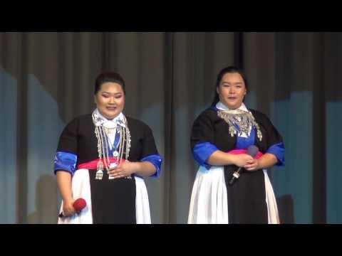 Edison High school Asian Culture club show