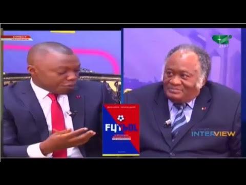 La Grande Interview Du Mardi 16/10/2018, Invité: Pr Joseph Owona