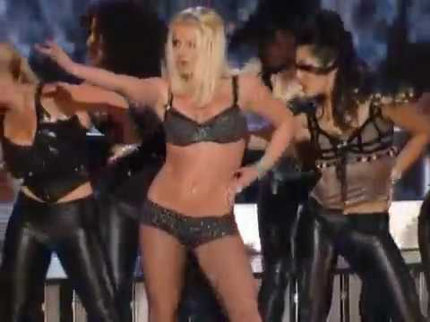 Britney Spears - Gimme More (MTV VMA 2007)
