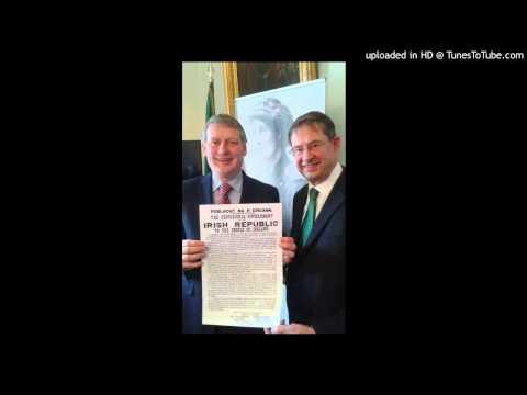 Deputy Mayor Waterford Cllr Jason Murphy 1916 Commemoration WLR FM Radio Interview