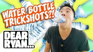 Ultimate Water Bottle Flip! (Dear Ryan)(After my last Dear Ryan vid, I've been overwhelmed with this same dear ryan over and over.. so finally, here it is! Watch Bloopers and BTS here: ..., 2016-08-20T18:16:57.000Z)