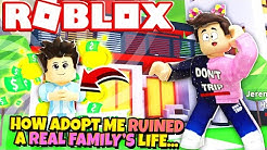 KID SPENT $8,000 REAL MONEY on Adopt Me! (Roblox)