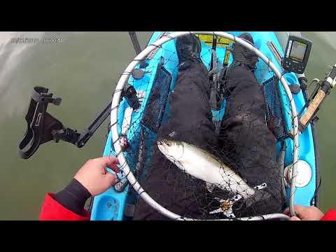 Fall Kayak Fishing An Oregon Coastal Lake