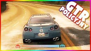 Need For Speed Undercover - Pożyczamy Nissan GTR policyjny! #12