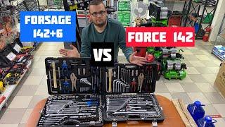 Force 142 против Forsage 142+6. Какой набор лучше?