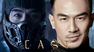 Mortal Kombat (2021) Actors Cast. Where have we seen them before?