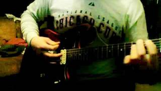 Dropkick Murphys - Barroom Hero (Guitar Cover)