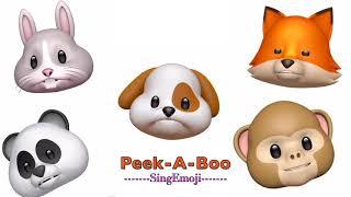 Download Lagu Emoji Singing Peek-A-Boo (피카부) -- Red Velvet '레드벨벳' [Animoji] Mp3