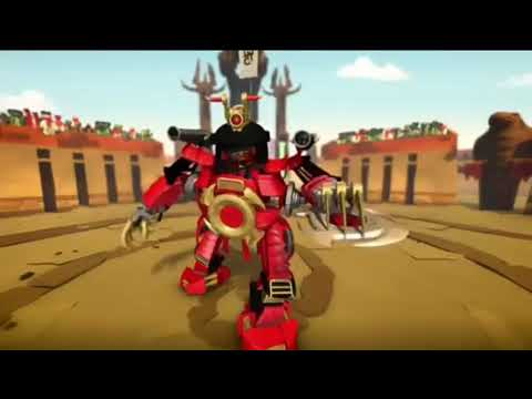 [Ninjago] American Authors - Best Day Of My Life