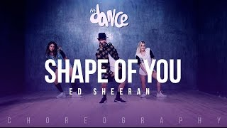 [3.80 MB] Shape of You - Ed Sheeran - Choreography - FitDance Life